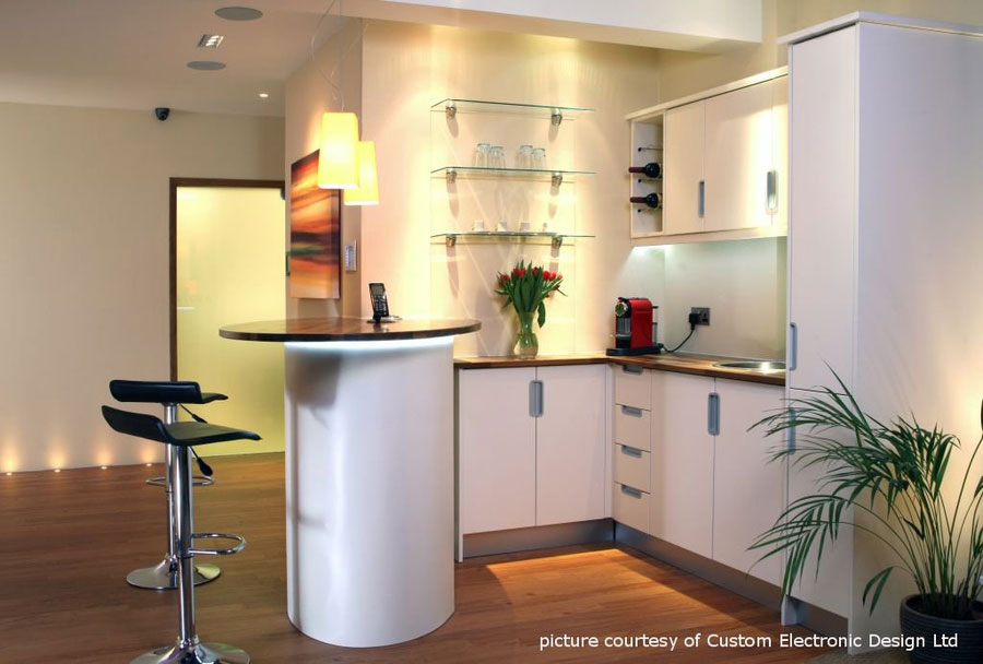 fitted kitchens for small spaces modern home exteriors