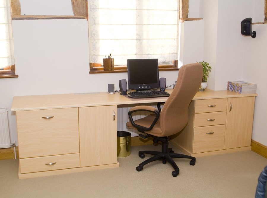 Home Office Designed Computer Desk